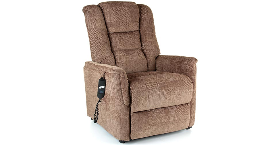 Aspen Riser Recliner Single Motor Electric Chair Riser