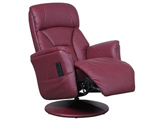Porto Swivel Recliner